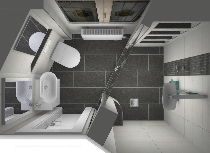 stunning badezimmer auf kleinem raum images house design ideas. Black Bedroom Furniture Sets. Home Design Ideas